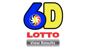 6D Lotto Result Today, Saturday, October 31, 2020