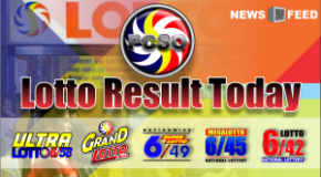 LOTTO RESULT August 14, 2020 (6/58, 6/45)